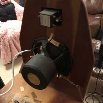 Supravox 215 EXC DIY Open baffle speakers