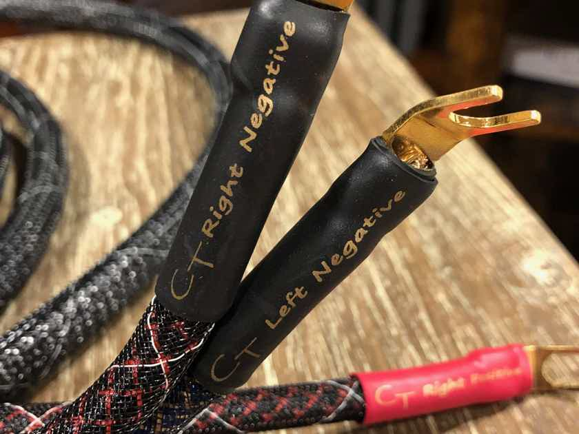Cerious Technologies  Graphene Extreme Speaker Cable