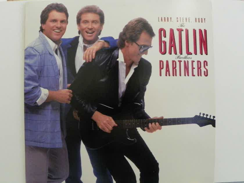 THE GATLIN BROTHERS - PARTNERS NM