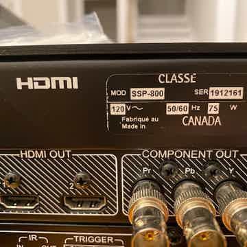 Classe Audio SSP-800