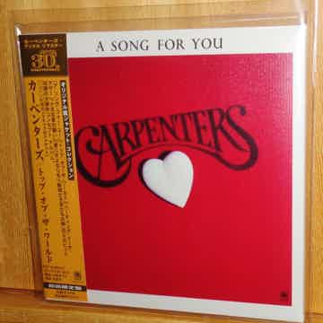 Carpenters A Song for You