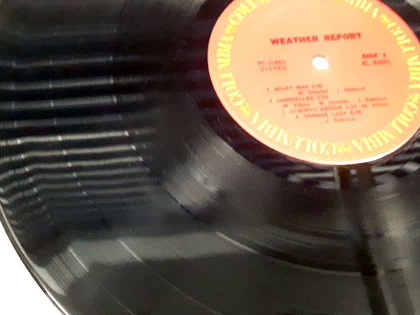 Weather Report - Weather Report Reissue - Columbia PC 30661