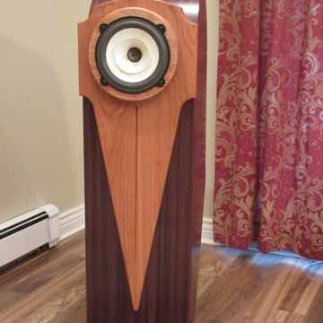 Charney Audio Companion  Excalibur in Rosewood with Vox...
