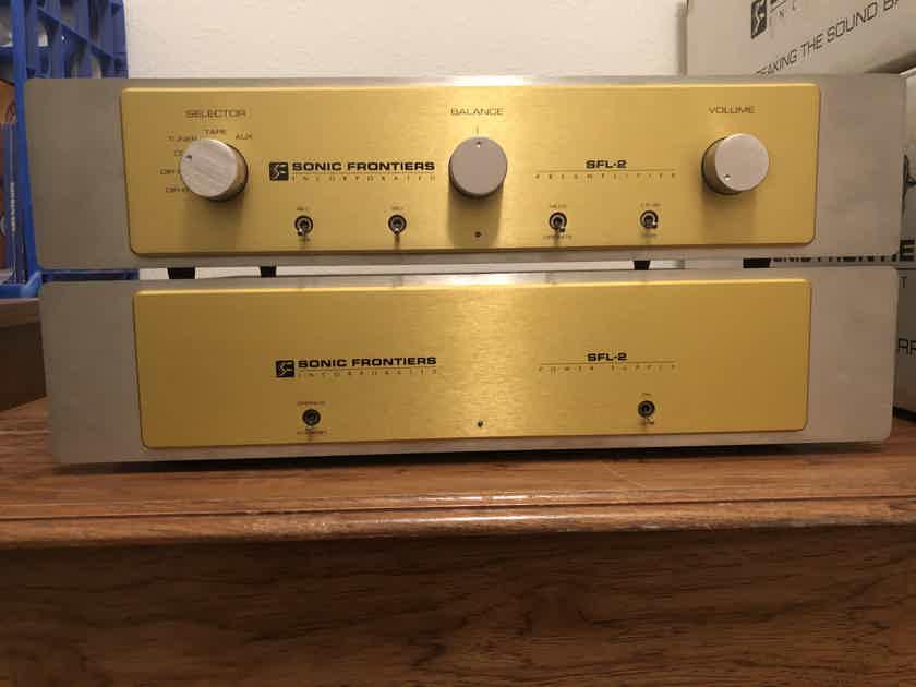 Sonic Frontiers SFL-2 Pre-amplifier