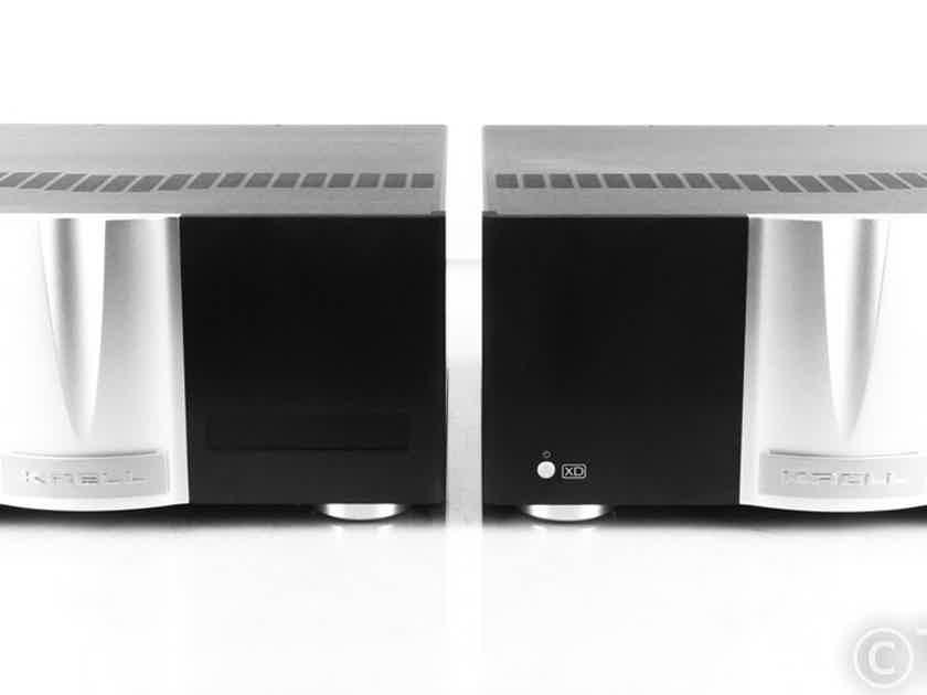 Krell Solo 375 XD Mono Power Amplifier; Pair (21462)