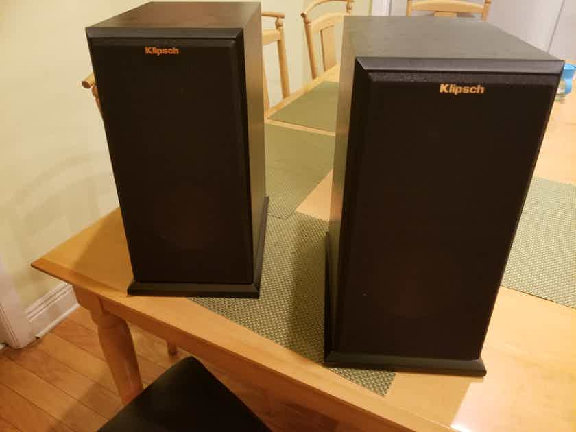 KlipschRP 160Mused Klipsch RP 160M Flagship Bookshelf Speakers Excellent Condition Warranty Invoice And Manuals Included