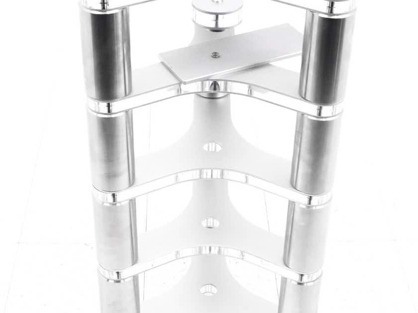 Clearaudio Everest Turntable Stand; Clear Acrylic (21741)