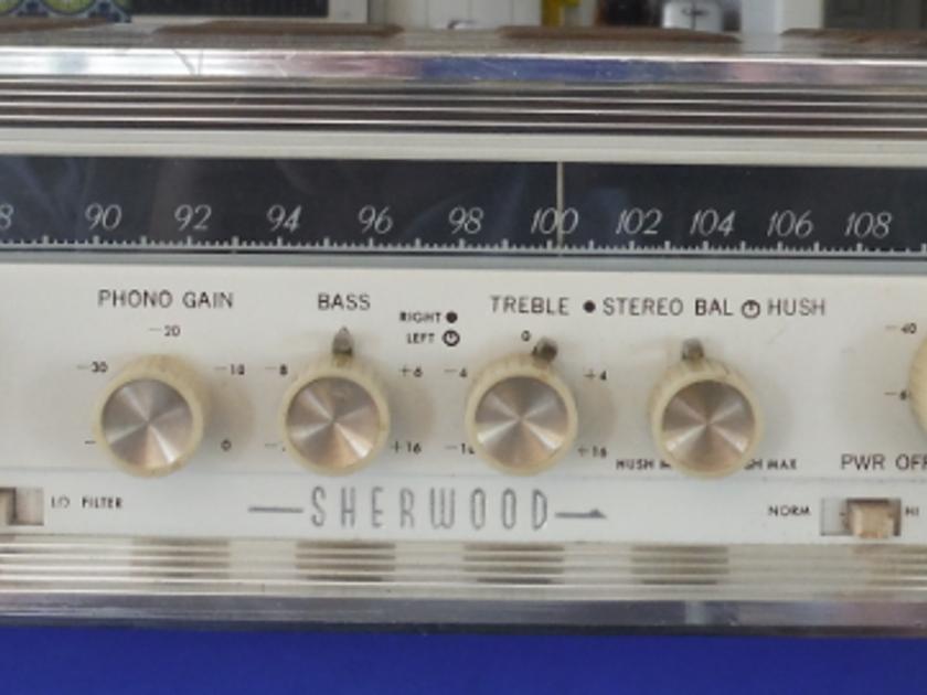 Sherwood  S8000 Mark II Vintage Tube Receiver