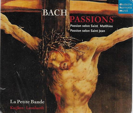 Bach: SS. John & Matthew Passions