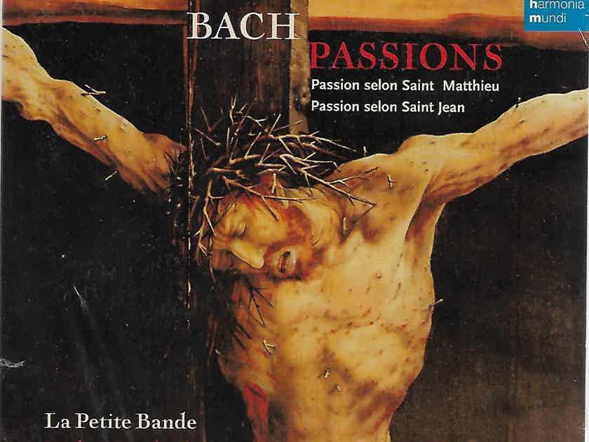 Bach: SS. John & Matthew Passions Harmonia Mundi 5 CD