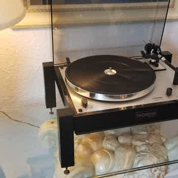 THORENS  TD 166 MK II LIMITED HIGH END TURNTABLE SIMPLY...