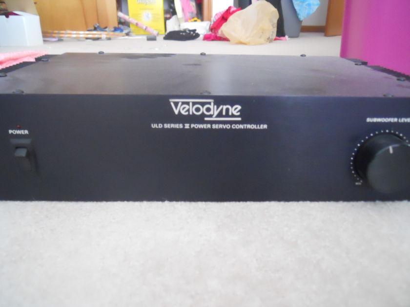 Velodyne ULD-15  w/ servo controller