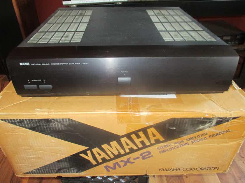 Yamaha MX-2 Amplifier