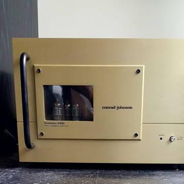 Conrad Johnson Evolution 2000
