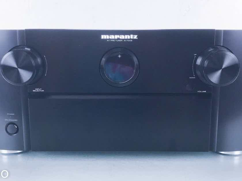 Marantz AV7005 9.2 Channel Home Theater Processor Preamplifier (14747)