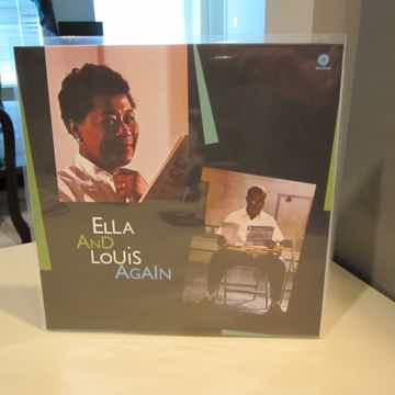ELLA & LOUIS AGAIN, DMM LP