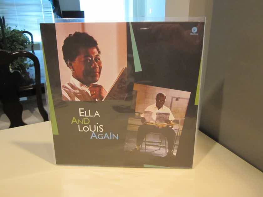 ELLA FITZGERALD & LOUIS ARMSTRONG  ELLA & LOUIS AGAIN, DMM LP