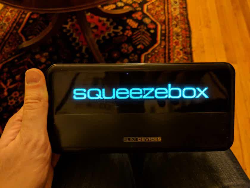 Logitech Squeezebox Classic