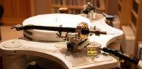Durand Tosca gimbal bearing tone arm