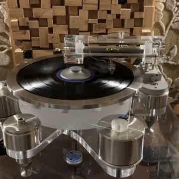 Wayne's Audio  Turntable Periphery Stabilizing Outer Ri...