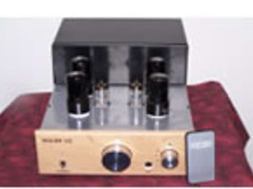 SQ-Products SQ-84-v2 tube integrated amp & Headphone amp