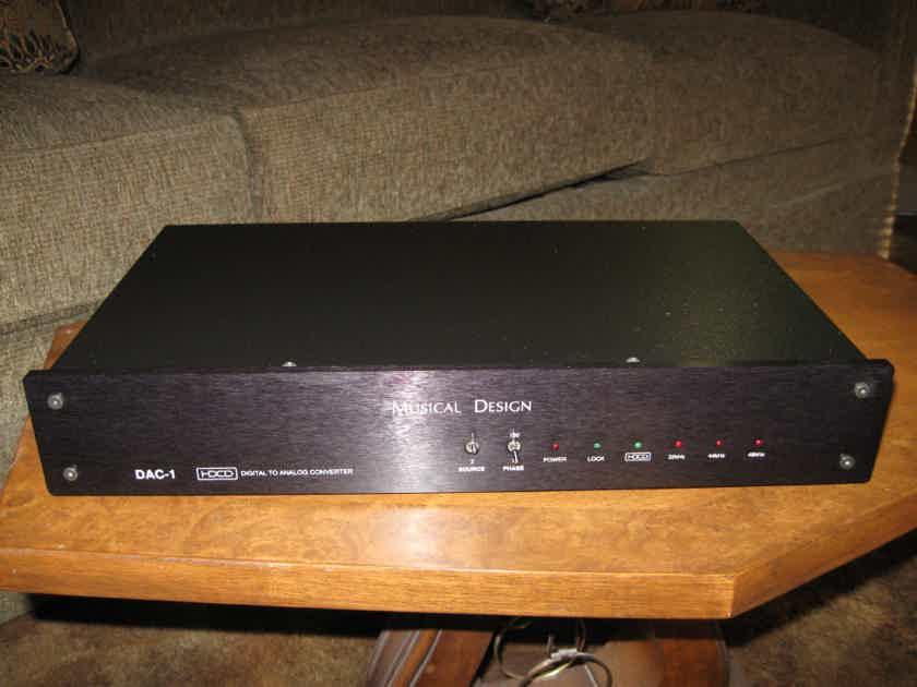 Musical Design DAC-1a
