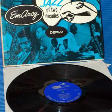 "JAZZ OF TWO DECADES  - ""Dem-2"" -  Emarcy 1956 Mono"