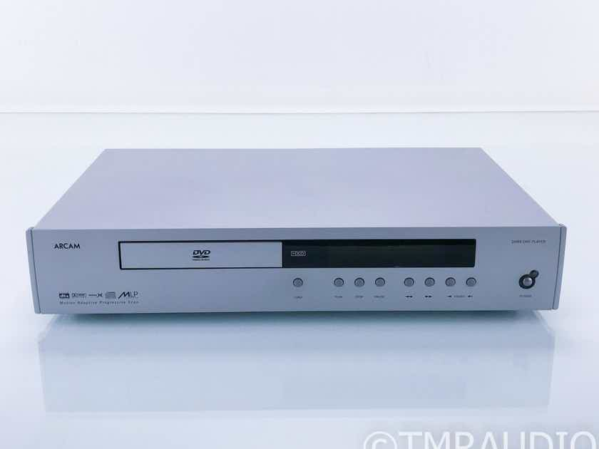 Arcam DiVA DV89 DVD / HDCD Player; DV-89; Remote (16998)