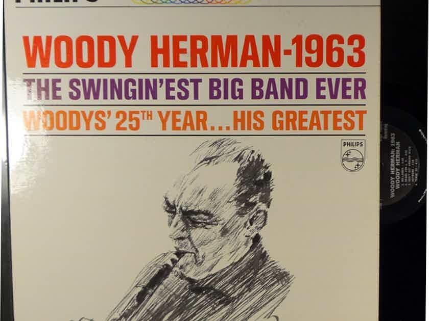 WOODY HERMAN 1963 PHILIPS PHS 660-065