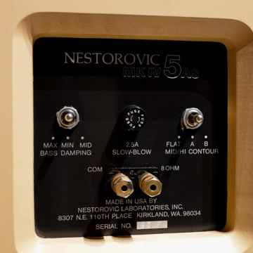 Nestorovic Labs Type 5as mkIV
