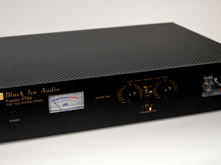Jolida F159 New Jim Fosgate phono stage