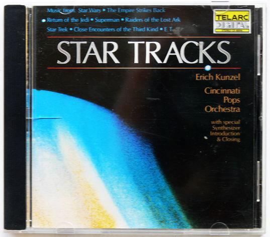 TELARC CD   STAR TRACKS