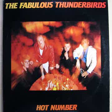 The Fabulous Thunderbirds - Hot Number - 1987  CBS Asso...
