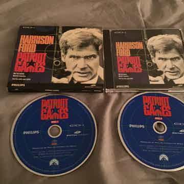 Harrison Ford CD-I Video Patriot Games