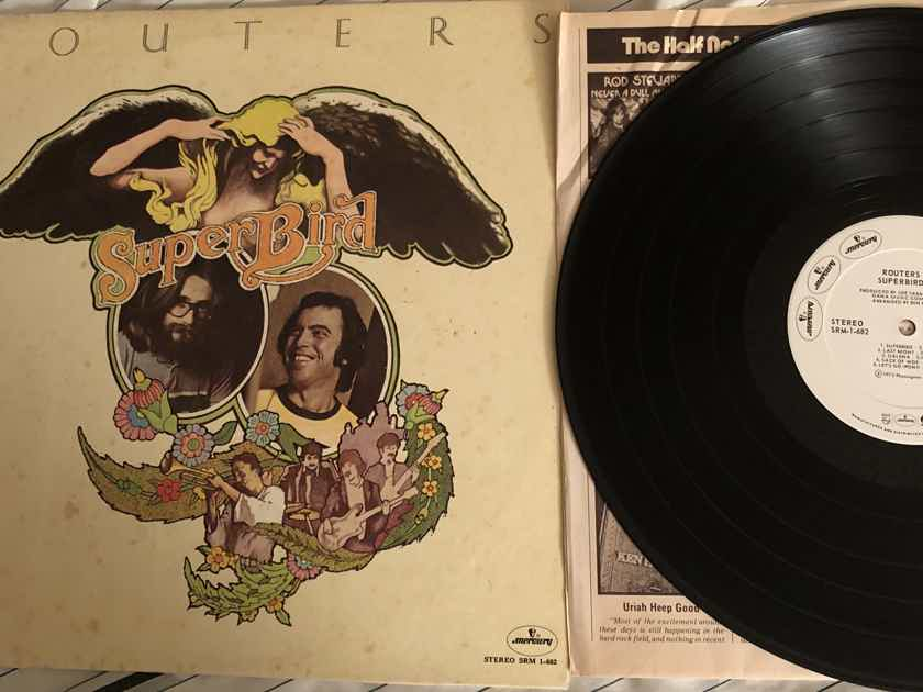 Routers Superbird Mercury Records White Label Promo LP