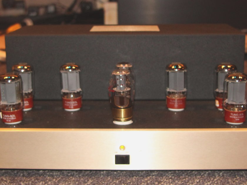 Golden Tube Audio SE-40 Special Edition Tube Mono Block Amplifiers