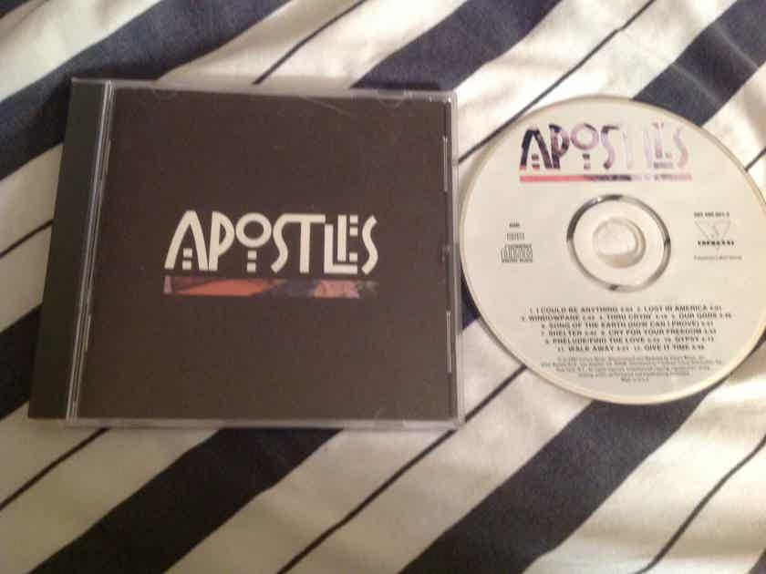 Apostles  Apostles Eddy Offord Producer Victory Records