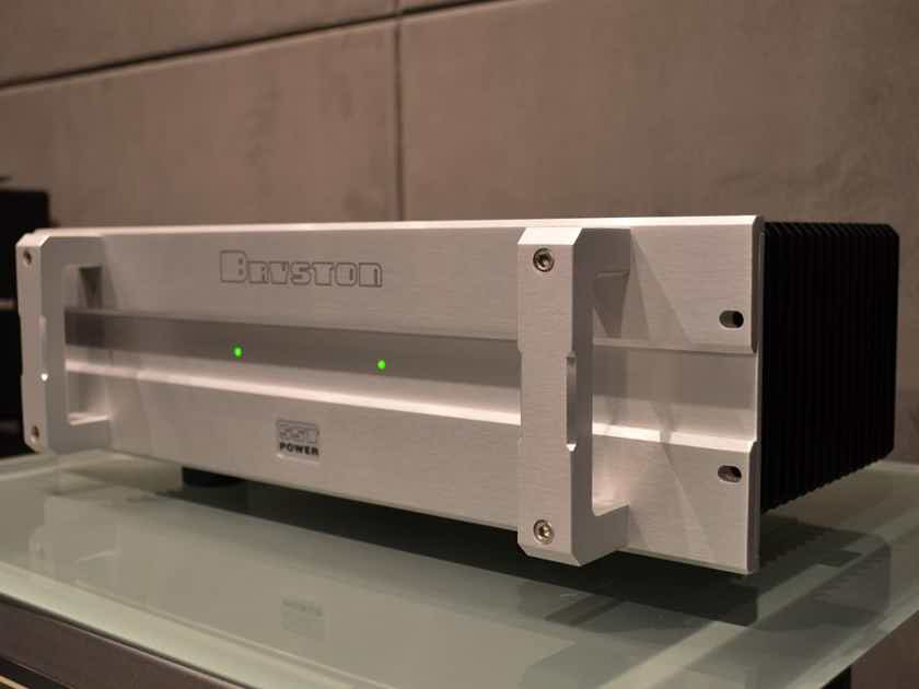 Bryston 3B-SST, Dual-Mono, 150 X 2 or 500 x 2 (4 Ohms) Power Amplifier