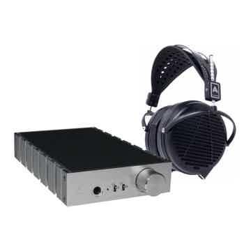 Audeze LCD-MX4 W/DECKARD Class-A AMP/DAC  Lightly used