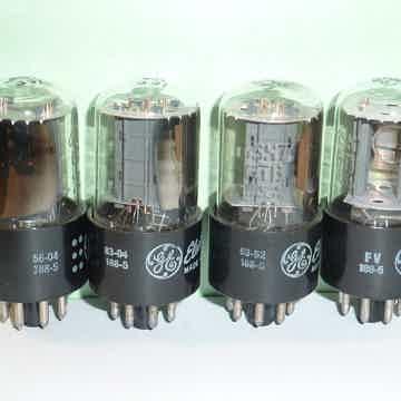 GE 6SN7GTB 6SN7 ECC33