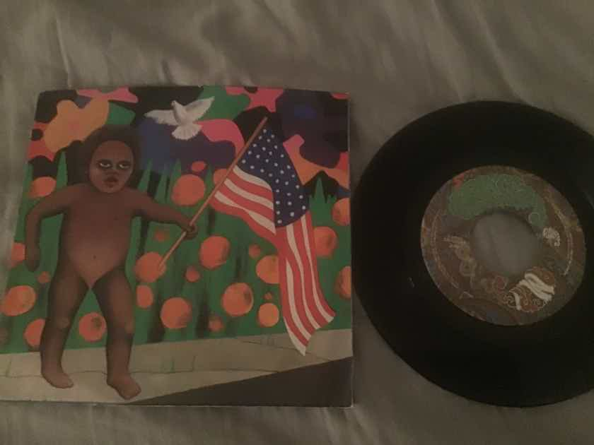 Prince  America/Girl 45 With Picture Sleeve