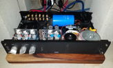 Croft 25R with Clarity TC and Vishay bulk foils. Preamp input dedicated to phono only.