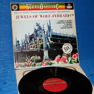 """WOLF-FERRARI / Santi   """"Jewels of Wolf-Ferrari"""" -"""