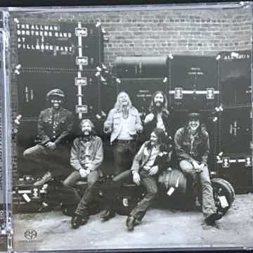 The Allman Brothers Band - Live At Fillmore East - Hybr...