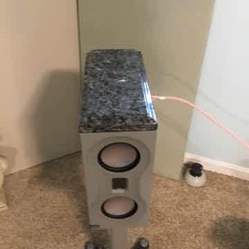 Precision engineering Polished Granite Loudspeaker tops