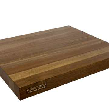 "Butcher Block Acoustics 22"" X 16"" X 1-3/4"" Walnut Edge-Grain Audio Platform"
