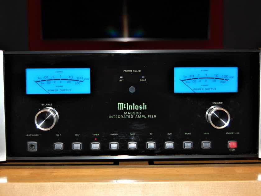 McIntosh MA-6300