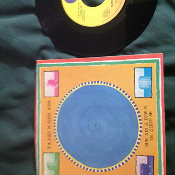 Talking Heads Burning Down The House/I Go Wild-Gravity