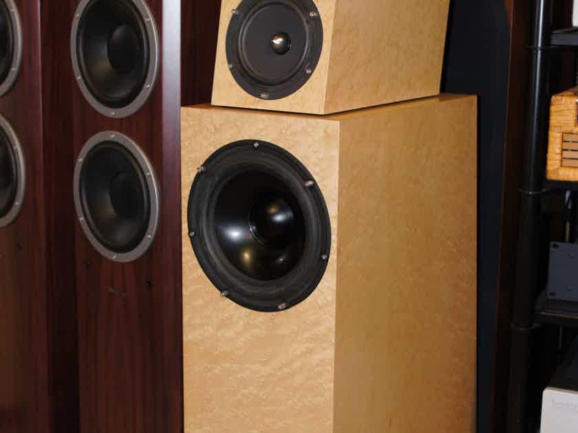 Sonics Allegria reference speaker by Joachim Gerhard