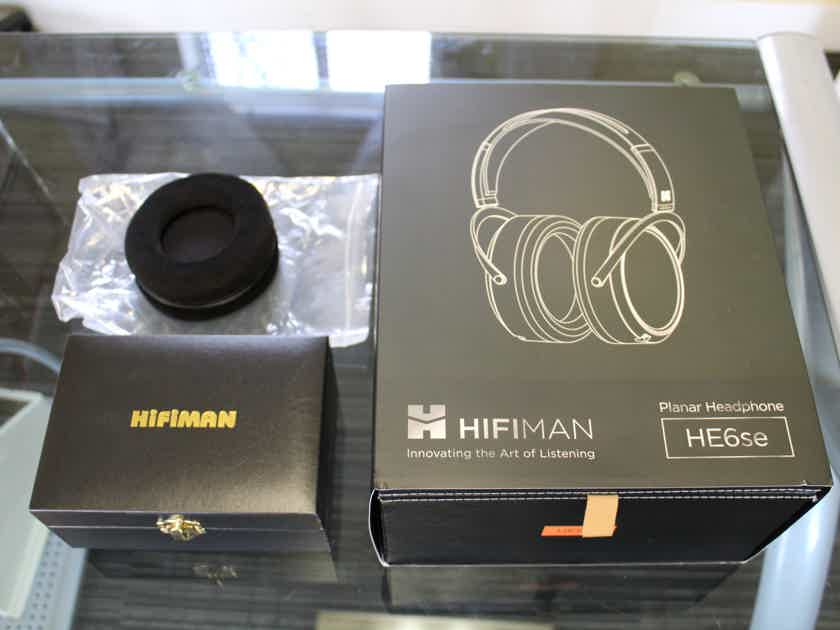 "Hifiman HE6SE Perfect. ""a mind-numbing tour-de-force"""